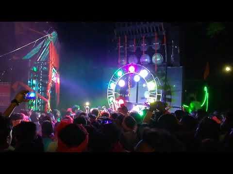 Krishna DJ Vs Saleem Dj At Rampur