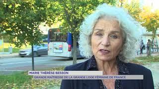 Franc-maçon : la grande loge féminine à Guyancourt
