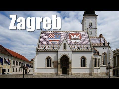 Zagreb City Tour, Visita a Zagreb. Croacia, Croatia