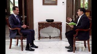 «Опаснее всего для Европы — поддерживать в Сирии террористов»: Асад в интервью RT