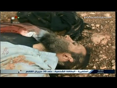 Syria News 16/2/2015, Syrian Arab Army kills many terrorists including Saudis & Libyans