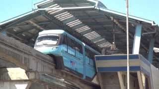 ATTRACTIVE & COLOURFUL MUMBAI MONORAIL STARTS ITS JOURNEY IN STYLE