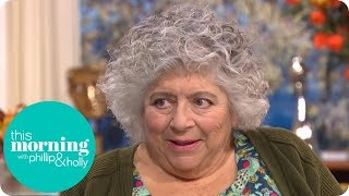 Miriam Margolyes Reveals She Is Scared of Maggie Smith | This Morning