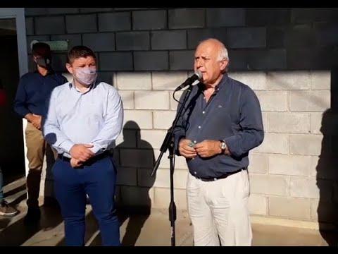 Lifschitz recorrió Sunchales y se reunión con referentes del Frente Progresista
