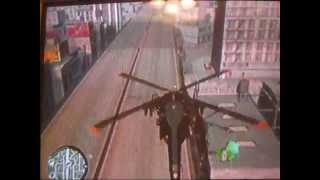 GTA IV Bike and Helicopter Crashes and falls episode 2.