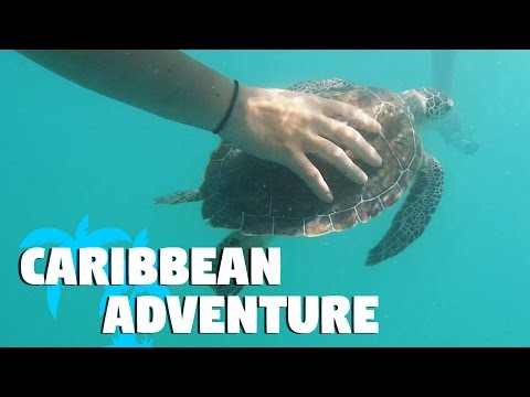 EPIC CARIBBEAN ADVENTURE!