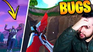 THE BEST BUGS OF FORTNITE #05