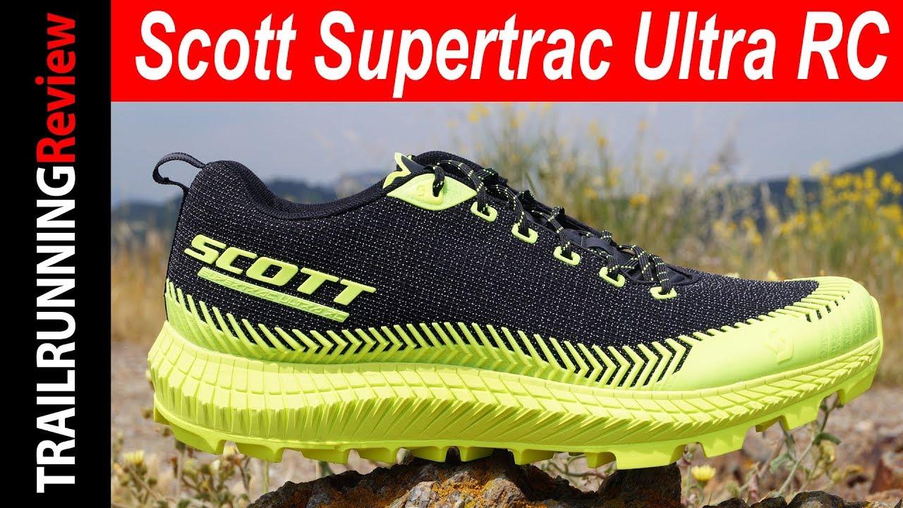 Scott Supertrac Ultra RC Zapatilla de competición para ultras