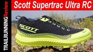 Scott Supertrac Ultra RC - Zapatilla de competición para ultras
