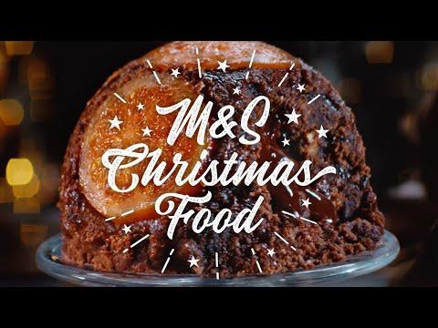 This is M&S Christmas Food   Eddie Redmayne   M&S FOOD