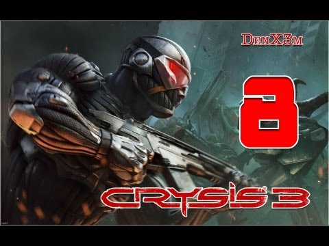 Crysis 3: Hunter Edition - Walkthrough/Gameplay [HD] (XBOX360/PS3/WIU/PC)