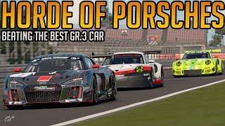Gran Turismo Sport:  Far Too Many 911s