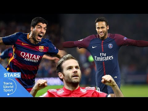 Football Stars from Around the World | 24/7 LIVESTREAM | Trans World Sport