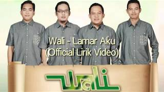 Wali - Lamar Aku #music Artist : Wali Title : Lamar Aku Composed by : Apoy Arrangement : Wali ℗ & © 2019 NAGASWARA.