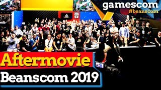 Das war die Beanscom 2019 | gamescom auf RBTV 2019 Aftermovie