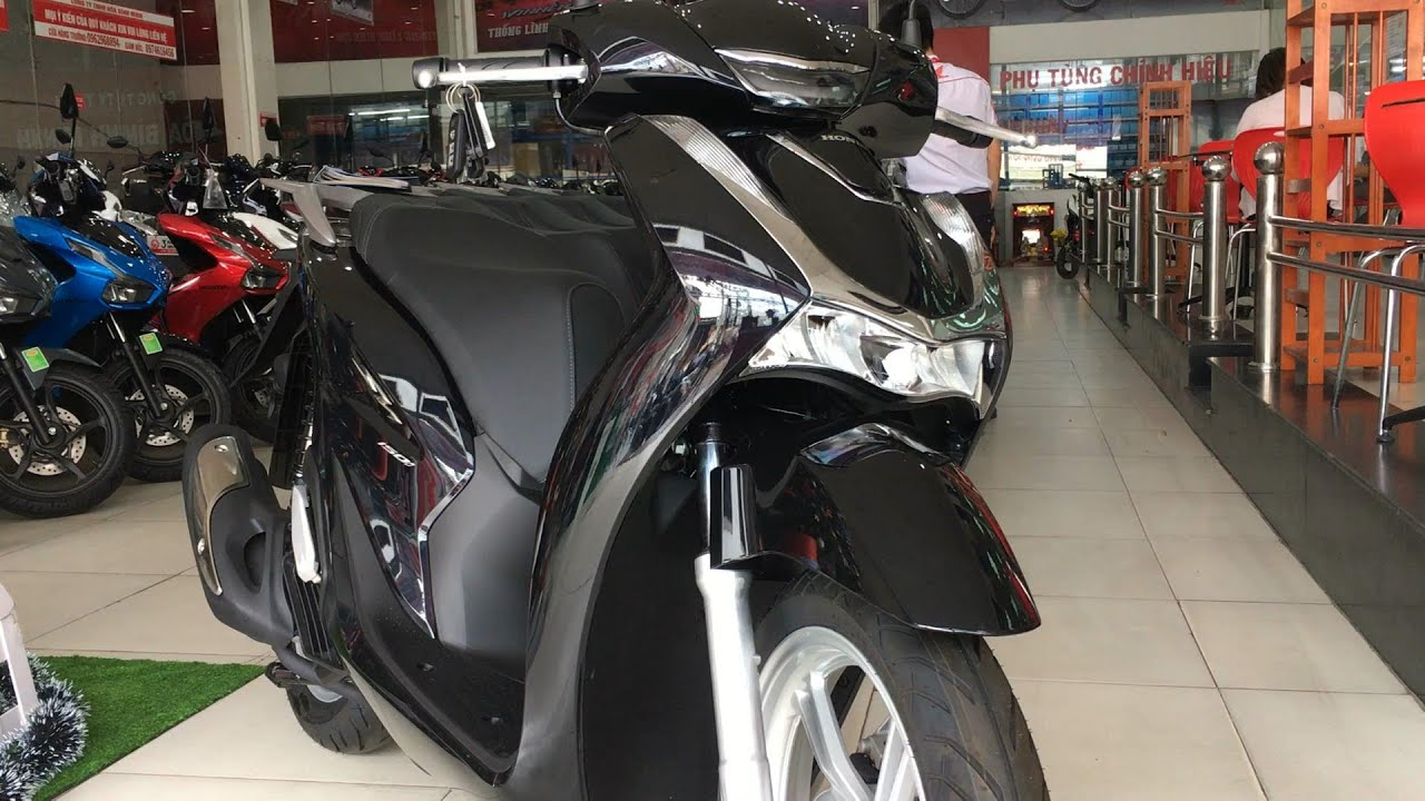 Honda SH 2021-Cafeauto-2