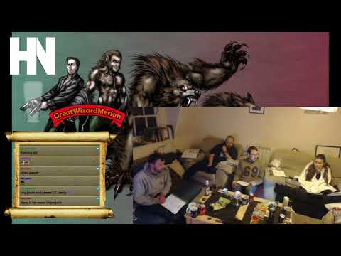 Playing Werewolf the Apocalypse #5 We have found some bad juju, going to investigate