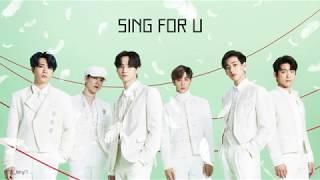 (中日字幕) GOT7-SING FOR U