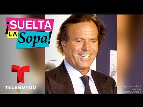 Romeo Santos y Julio Iglesias rinden tributo al pene | Suelta La Sopa | Entretenimiento