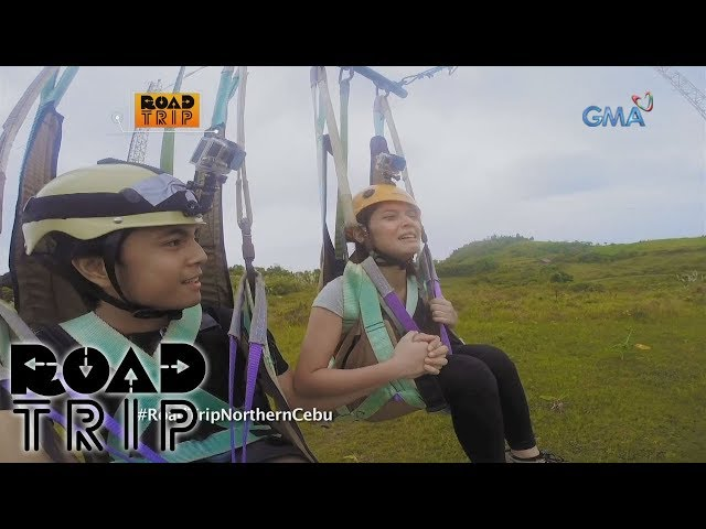 Road Trip: Bianca cry her heart out in 120 feet free fall