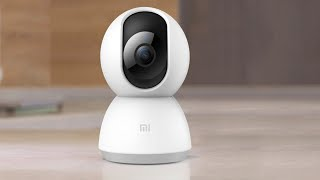Xiaomi MI Home Security Camera 360 1080p Unboxing Setup