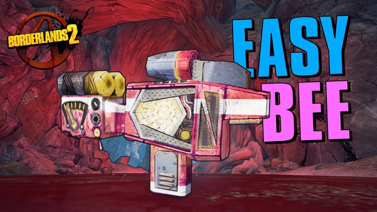 BORDERLANDS 2 - EASY BEE SHIELD FARM! - YouTube Borderlands 2 The Bee