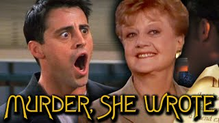That Time Murder, She Wrote Took A Swing at Friends