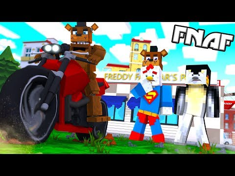 Minecraft | FNAF PIZZERIA FRANCHISE! - Freddy Escapes! #6
