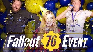 VLOG 🌞 FALLOUT 76: Das Event in West Virginia