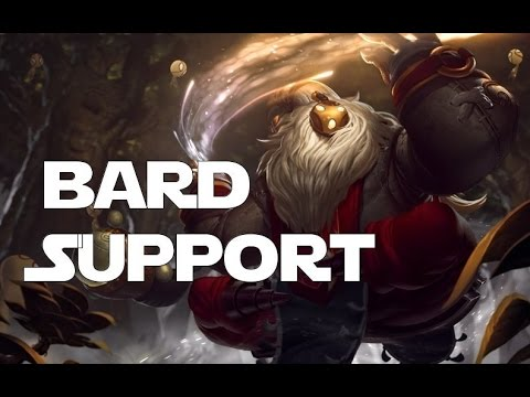 League Of Legends - Bard Support