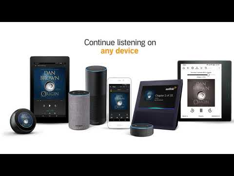 Audible Android App Explainer