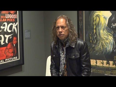 Metallica member Kirk Hammett reveals details for It's Alive! horror exhibit