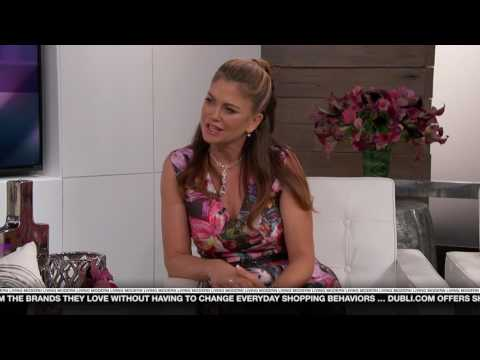 DubLi and Michael Hansen Appear on the Modern Living With Kathy Ireland® Show