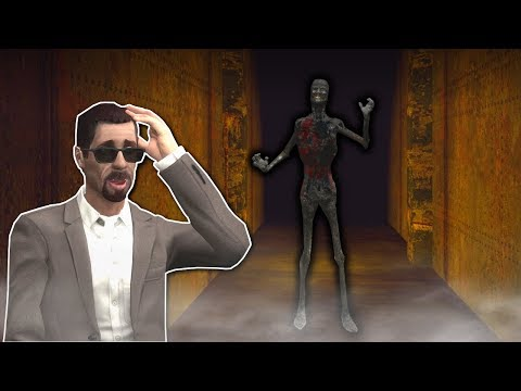 SCARY HAUNTED PRISON? - Garrys Mod Gameplay - Gmod Scary Horror Map