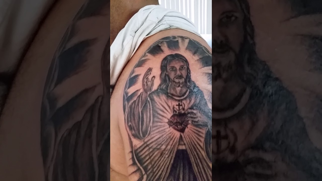 Sagrado Corazon Tatuaje Youtube