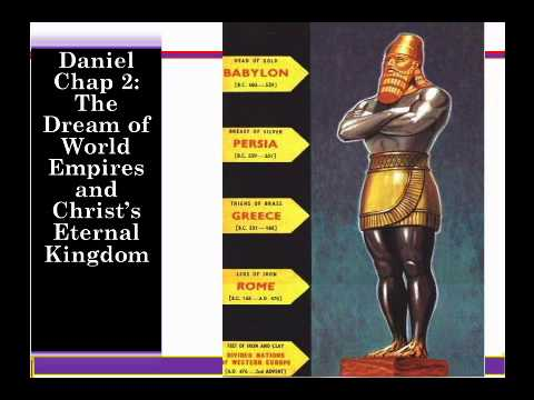 Daniel Chapter 2 Nebuchadnezzar Image Revealed