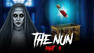 The Nun Hindi Horror Story Part 2 | सच्ची कहानी | Khooni Monday E78 🔥🔥🔥