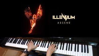 Illenium - Ascend [Full Album Piano Cover] (Jarel Gomes Piano) видео