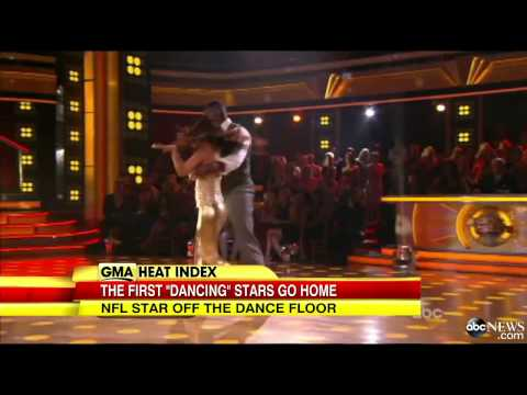 ▶ DWS - Keyshawn Johnson and Sharna Burgess Booted from