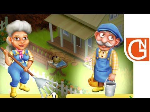 Hay Day · Let's Play #121 · Farm Helper Rose & Ernest