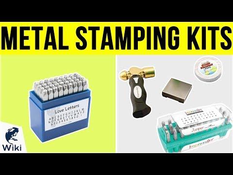 10 Best Metal Stamping Kits 2019