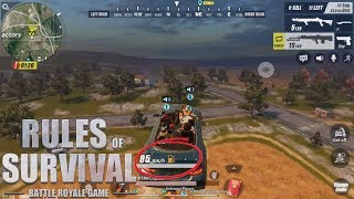 Rules of Survival - HOW TO DRIVE WITHOUT FUEL!