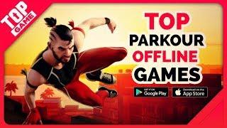 [Topgame] Top game mobile offline phong cách Parkour hay nhất 2018 | Parkour Games