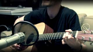 Snuff - Slipknot - Acoustic Cover - Nate Compton of Elisium