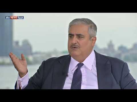 وزير الخارجية البحريني: كلام الرئيس الإيراني أمس عن مملكة البحرين غير مقبول وسيرد عليه  - نشر قبل 2 ساعة