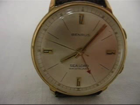 Benrus watch activation code
