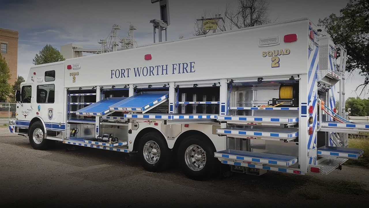 20 Fort Worth Trucks in 20 Years