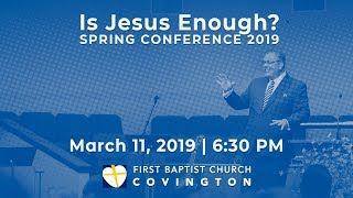 March 11, 2019 | 6:30 PM | Spring Conference 2019
