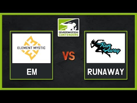 KoX) 2019.4.24 ContendersKR Runaway - EM Match (Full Ver)