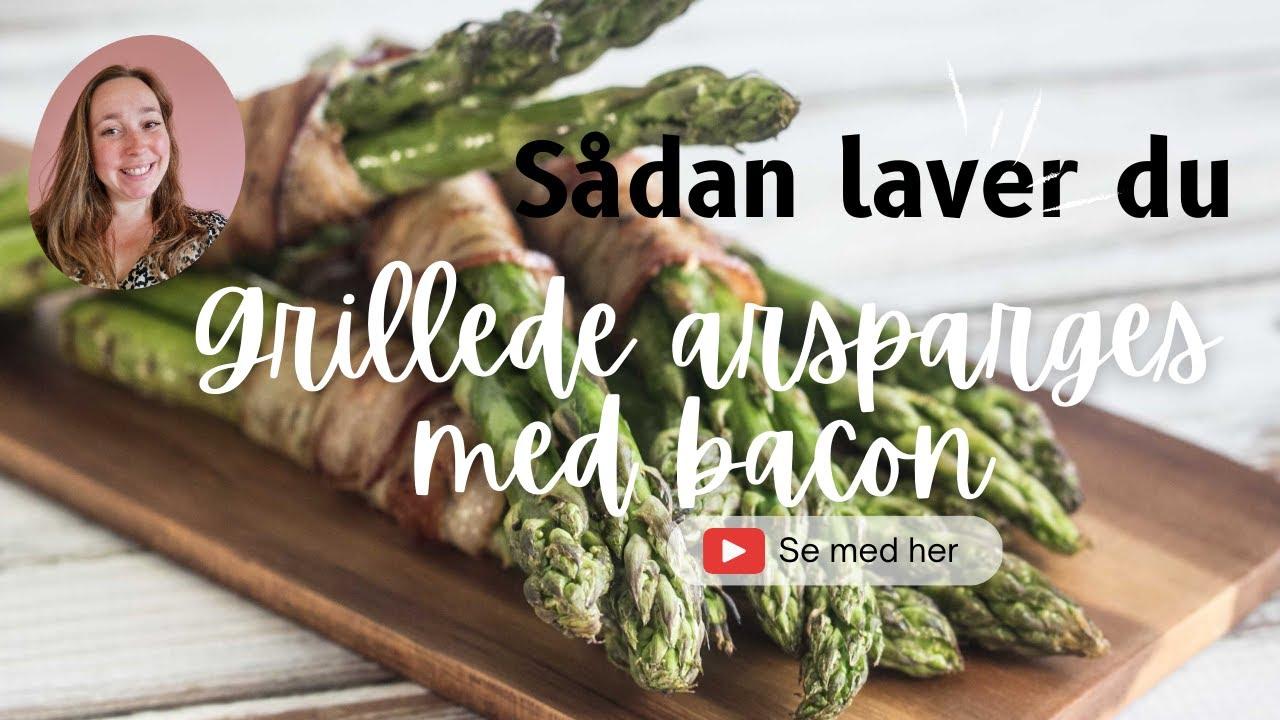 grønne asparges tilberedning